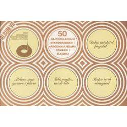 50 najpopularnijih starogradskih i narodnih pjesama, romansi i šlagera Album VII