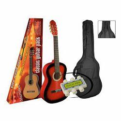 A.Martinez klasična gitara 4/4 - set