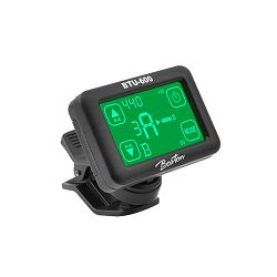 Boston chromatic clip tuner (also G+B+U+V) - touch screen