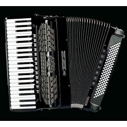 Bugari harmonika Championcassotto 251/CHC