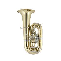 Ćerveny Bb tuba CBB 681-4-0