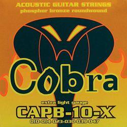 Cobra žice za akustičnu gitaru 10-47
