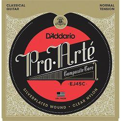 D'Addario EJ45C žice za klasičnu gitaru Normal Tension