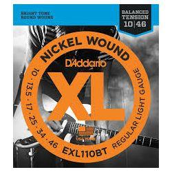 D'Addario EXL110BT žice za el. gitaru 10-46 Balanced Tension