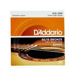 D'Addario EZ900 žice za akustičnu gitaru 10-50