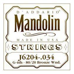 D'Addario Žica za mandolinu G4
