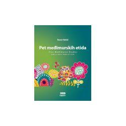 Davor Bobić: Pet međimurskih etida, za violinu