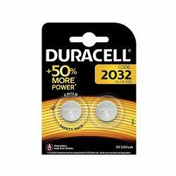 Duracell baterija CR2032 - 2 kom