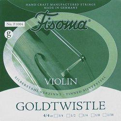 Fisoma Goldtwistle žica za violinu g-4