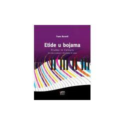 Frano Đurović: Etide u bojama, za klavir