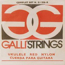 Galli žice za sopran ukulele G-216-R
