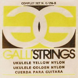 Galli žice za sopran ukulele G-216-Y
