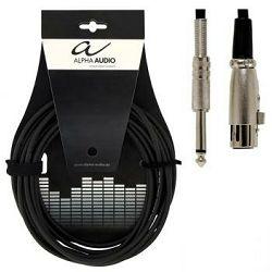 Gewa Mikrofonski kabel Basic Line Alpha Audio 9 m