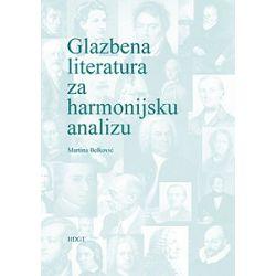 Glazbena literatura za harmonijsku analizu