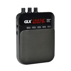 GLX mini pojačalo + memory card 1GB