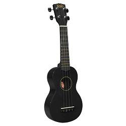 Korala sopran ukulele UKS-30-BK s torbom