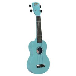 Korala sopran ukulele UKS-30-LBU, s torbom