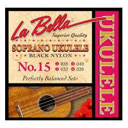 La Bella 15 žice za sopran ukulele