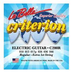 La Bella C200R žice za električnu gitaru 10-46