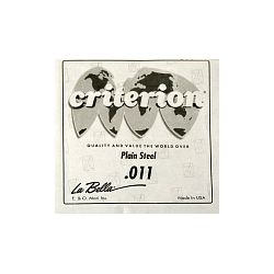 La Bella Criterion Plain Steel 011