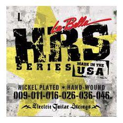 La Bella HRS-L žice za električnu gitaru 09-46
