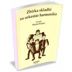 M. Krajna: Zbirka skladbi za orkestar harmonika