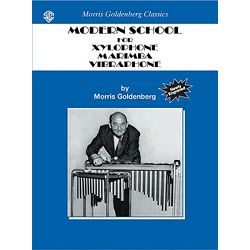 Modern School For Xylophone Marimba Vibraphone