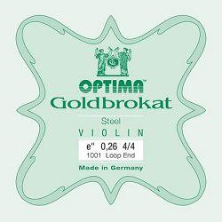 Optima Goldbrokat žica za violinu E-1