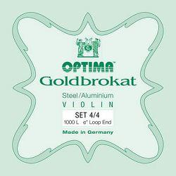 Optima Goldbrokat žice za violinu 4/4