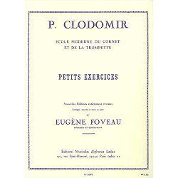 Pierre François Clodomir: Petits Exercices - Cornet