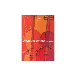 Razni autori: Zbirka etida za violinu