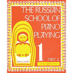 The Russian School of Piano Playing (Book 1, Part I)