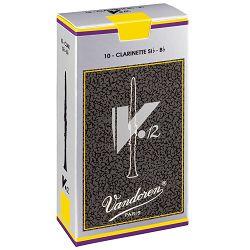 Vandoren trske za Bb klarinet V12  br.2,5