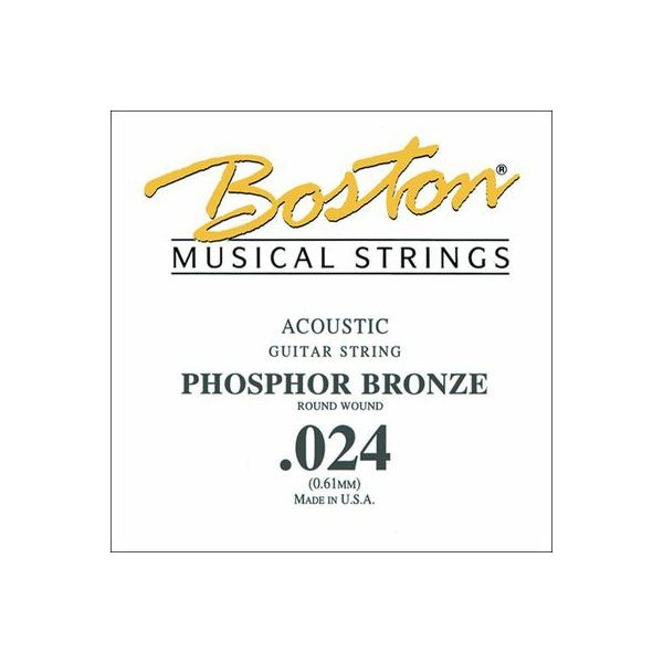Boston žica za ak. gitaru 024