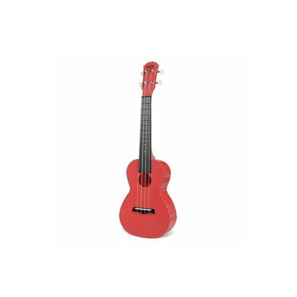 Korala concert ukulele PUC-20-RD