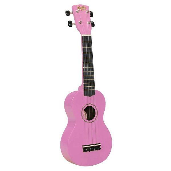 Korala sopran ukulele UKS-30-PK s torbom