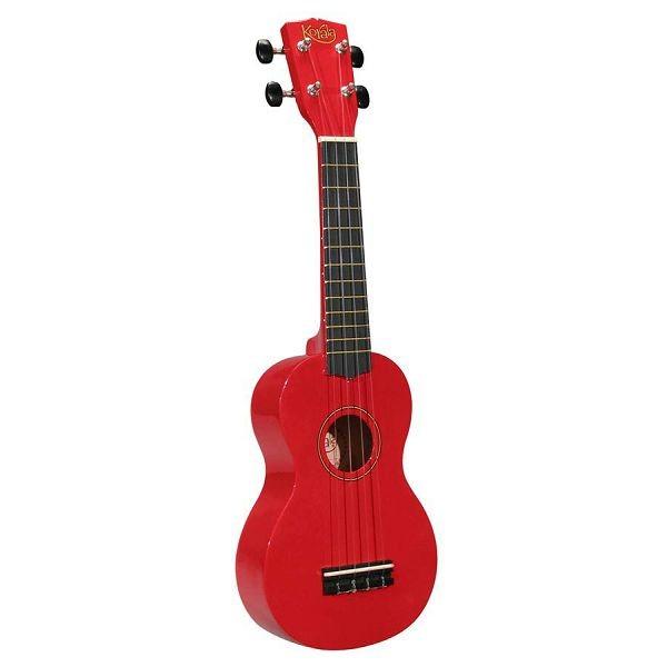 Korala sopran ukulele UKS-30-RD s torbom