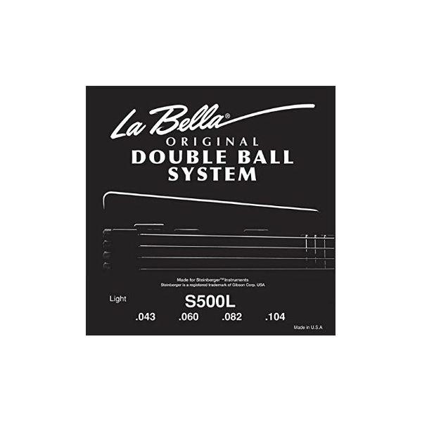 La Bella S500L žice za bas gitaru Double Ball