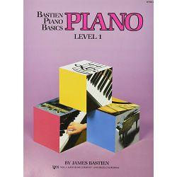 Bastien: Piano Level 1