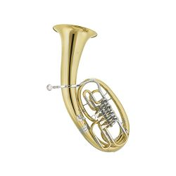 Červeny Bb bariton CEP 531-4-O