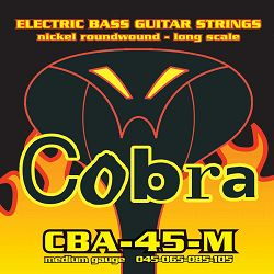 Cobra žice za bas gitaru 045-105