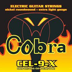 Cobra žice za električnu gitaru 009 - 042