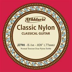 D'Addario Clear Nylon E1