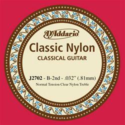 D'Addario Clear Nylon H2