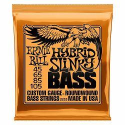 Ernie Ball 2833 žice za bas gitaru 45-105