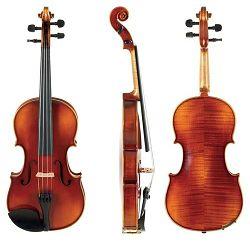 Gewa violina Ideale 1/2 - oblong case