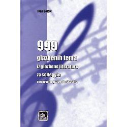 Golčić: 999 izabranih tema za solfeggio