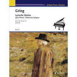 Grieg: Lyric Pieces op.12, op.38, op.43