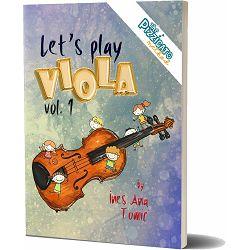 Ines Ana Tomić: Let's Play Viola vol.1