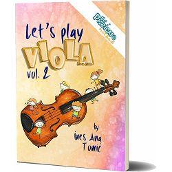 Ines Ana Tomić: Let's Play Viola vol.2